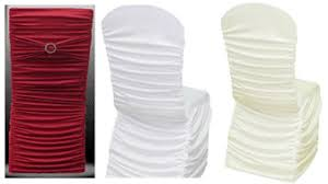 ivory spandex chair covers chair decorations wedding chair decorations wedding chair covers