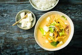 cuisiner le tofu soyeux curry au tofu soyeux recette fooby ch
