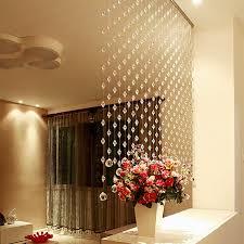 Decorative Curtains Usd 3 65 Sophia Crystal Bead Curtain Partition Porch Curtains