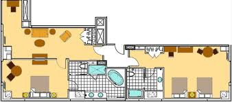 Excalibur Suite Floor Plan 2 Bedroom Suites Las Vegas Simple Excalibur Bedroom Suite With