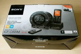Coolest Clock Latest Cool Gadgets U2013 Gallery Unboxing Sony Icf C8wm Clock Radio