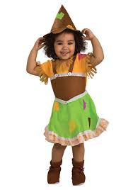 toddler girl costumes toddler scarecrow costume