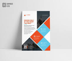 flyer layout indesign free free indesign template corporate flyer brochure free indesign