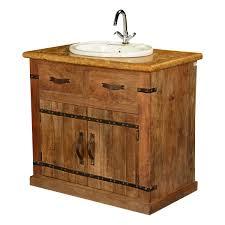farmhouse mango wood u0026 marble bathroom vanity cabinet