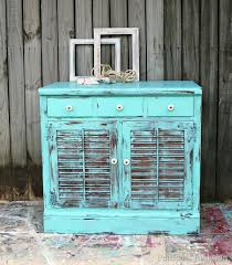 take me to the beach turquoise furniture makeover petticoat junktion