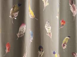 birds gallery fabric for curtains by zimmer rohde