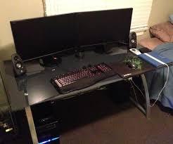 Best Computer Desks For Gaming Best Computer Desktop Deals In Marvelous Home Office Setup