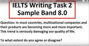 ielts sample essays band 8 t ng h p cAc sample ielts writing band 8 itrust