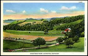 Kentucky scenery images Greetings from lexington ky generic landscape scenery jpg