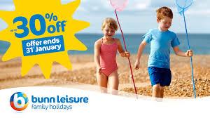 2016 bunn leisure holidays advert