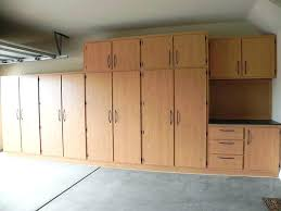 how to hang garage cabinets garage storage cabinets review garage impressive garage storage