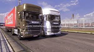 scania truck scania truck driving simulator just games for gamers