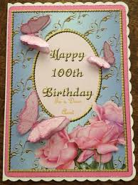 100th Birthday Card Page 2 Of Birthday Age Cards 91 100 Birthday Gallery