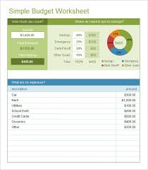 excel budget template u2013 25 free excel documents download free