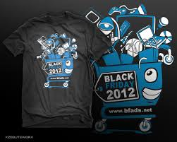 active black friday vote for the black friday 2012 t shirt design