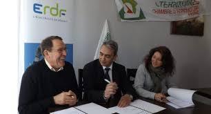 chambre d agriculture 03 erdf signe avec la chambre d agriculture et la fdsea 16 03 2016