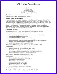 Mainframe Developer Resume Examples by Cover Letter Sample Developer Resume Sample Mainframe Developer