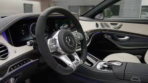 2018 mercedes amg s 63 4matic interior and exterior youtube