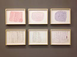 artworks framed in artglass available in inhotim museum in brazil