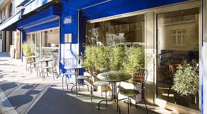 la cuisine restaurant etsi le restaurant qui modernise la cuisine grecque à