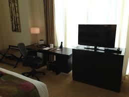 desk and tv in bedroom picture of fairmont makati makati