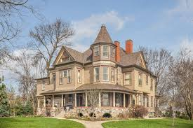 queen anne style home w w abell the man and his plans gpa elgin