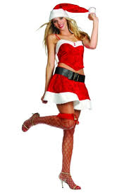 santa costumes miss santa costume ms claus costumes