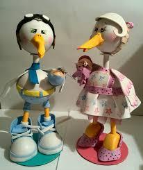 manualidades tiendasoff centro de mesa para baby shower