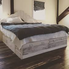 White Storage Bed Ana White Our Scrap Wood Storage Bed Diy Projects