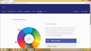 material design lite tutorial part4 colors youtube