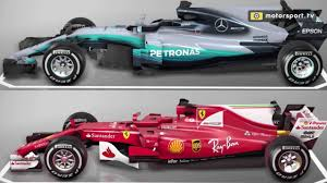 mercedes and f1 2017 tech special how mercedes and compare
