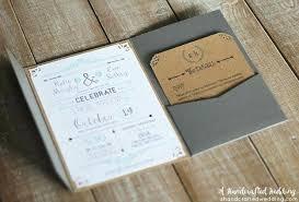 handmade wedding invitation ideas uk rustic inspired invitations
