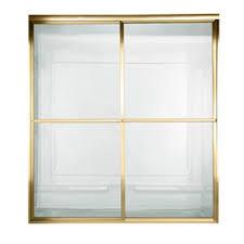Gold Shower Doors Aam00795400094 Framed Shower Doors Shower Door Sliding Shower