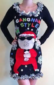 20 ugly christmas sweaters ugly christmas sweater diys and tutorials