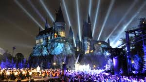 2017 halloween horror nights map harry potter projection mapping spectacular universal studios japan