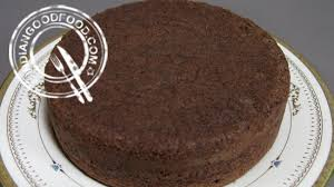 eggless chocolate sponge cake recipe eggless chocolate cake
