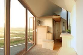 tiny house company see through porta palace tiny home