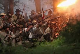 places grim reality civil war color
