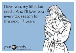 Tax Meme - funny ecards little tax credit funny memes