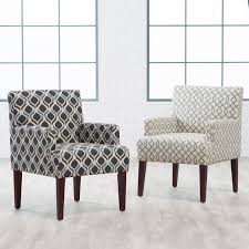 FirstRate Red Accent Chair With Arms Best Floral Accent Chairs - Floral accent chairs living room