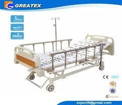 rotating hospital bed motorized three function electric hospital bed rental nursing