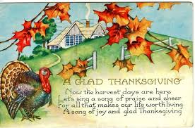 a glad thanksgiving day wishes