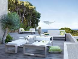 modern outdoor table and chairs create the outdoor space breathtakingly beautiful boshdesigns com