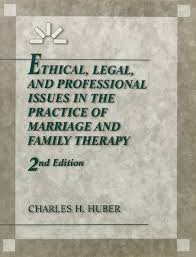 ethical legal and professional issues in the practice of