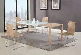 extendable dining table u2013 modern u2013 dining tables u2013 by new york