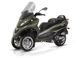 piaggio mp3 series motor scooter guide