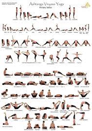 yoga poses pictures printable printable yoga chart printable chart