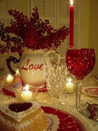 Valentine Decorations For Dinner Table by 16 Best Valentine U0027s Day Table Ideas Images On Pinterest