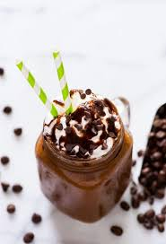 mocha frappuccino light calories starbucks mocha frappuccino healthy copycat recipe