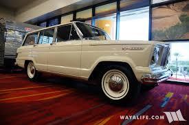 1969 jeep wagoneer 2016 sema omix ada kaiser jeep wagoneer u0026 fireball trailer